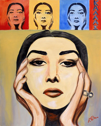Sguardo sull'Arte: Anna Sticco, pittrice Cantastorie