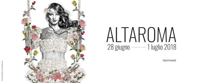 SUL SET DI ALTAROMA 2018